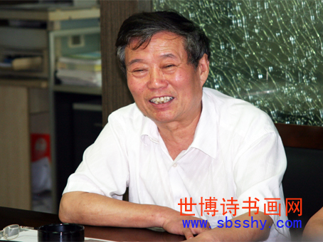 江苏省世博诗书画院秘书长夏国成先生简介